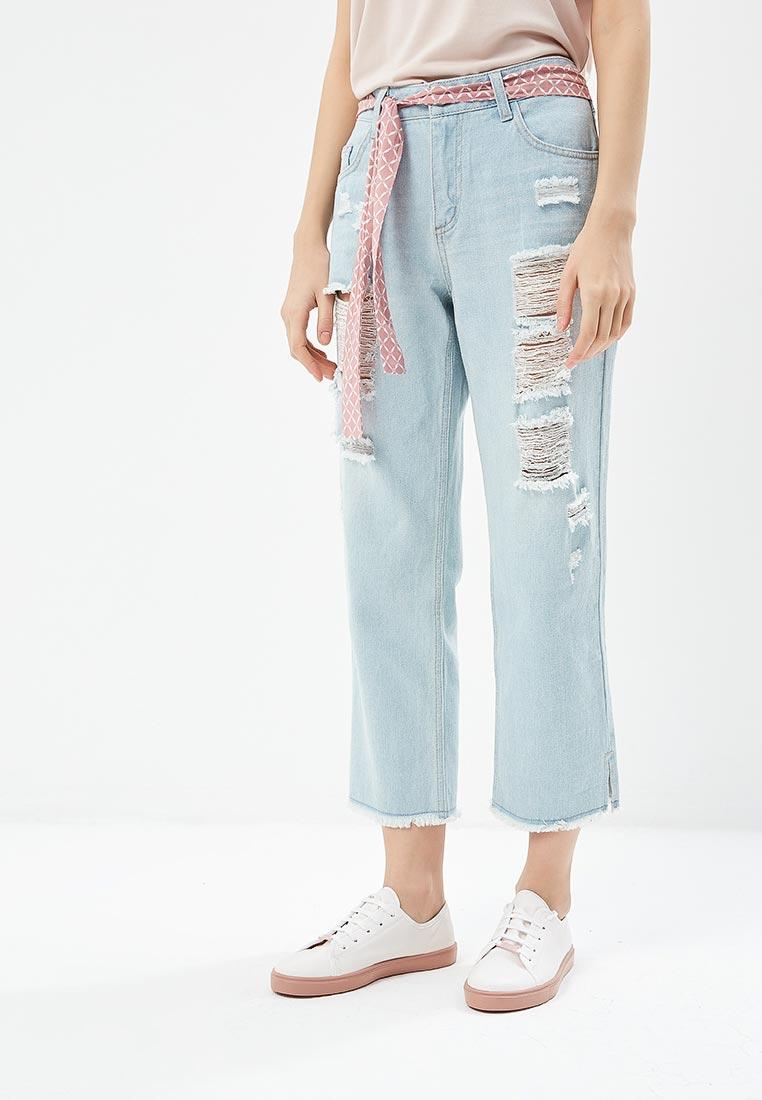 Прямые джинсы H:Connect 30070-155-417-10