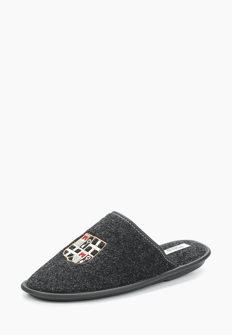 Мужская домашняя обувь HCS (ХКС) 8HS.FQ74736.Т