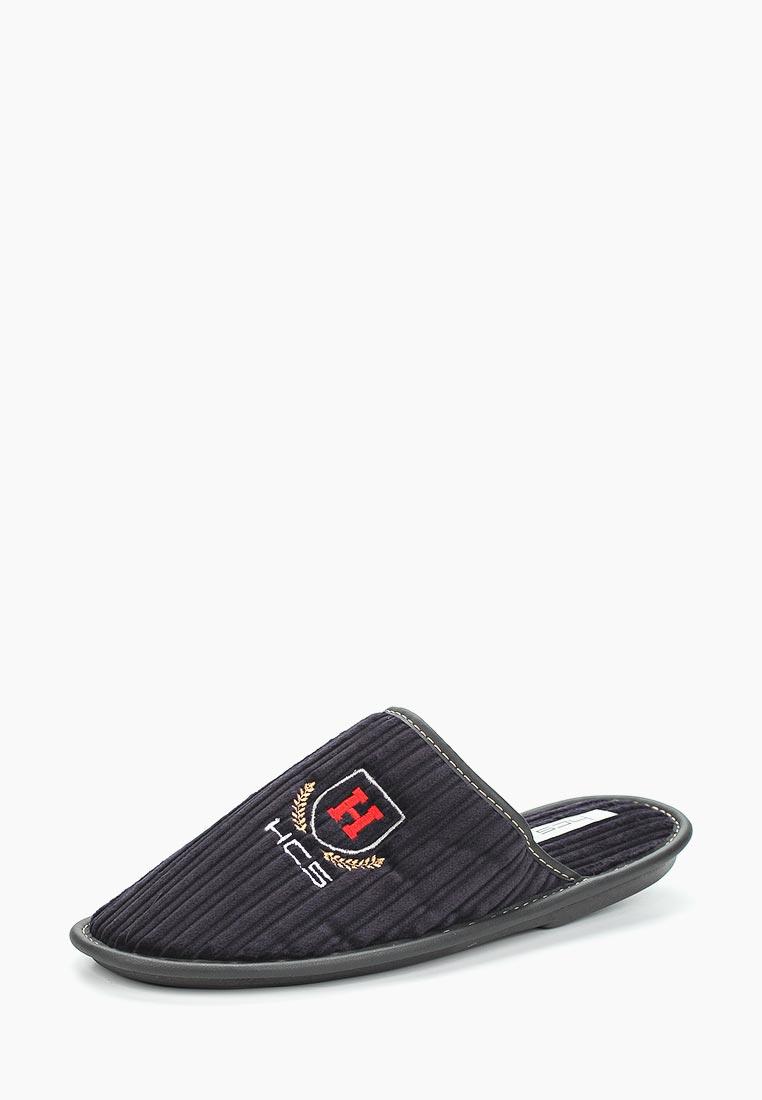 Мужская домашняя обувь HCS (ХКС) 8HS.FQ74737.Т