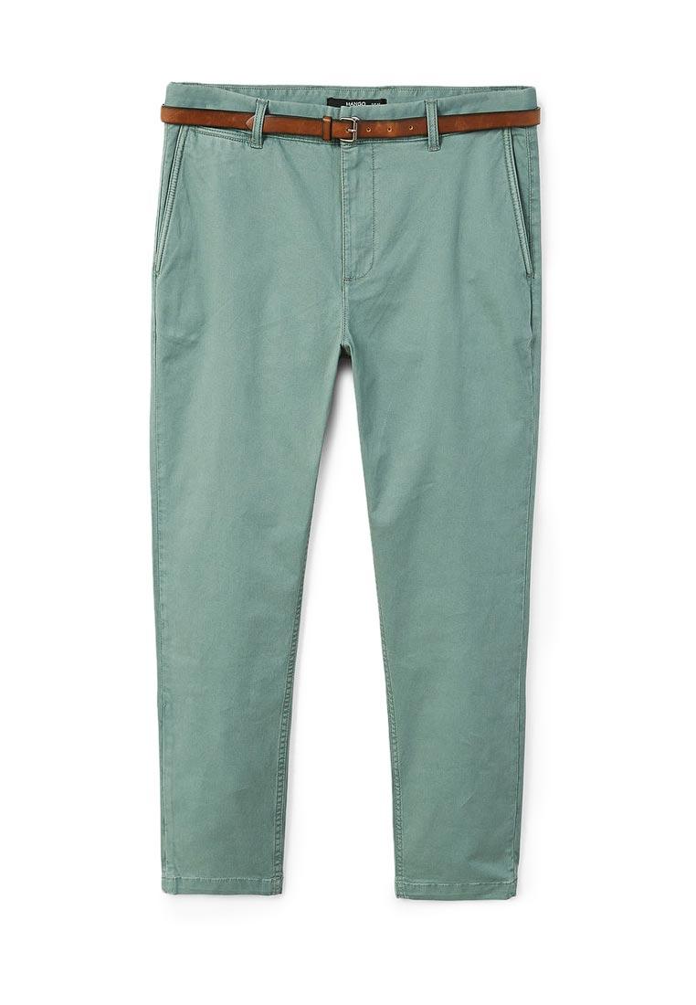 Мужские повседневные брюки Mango Man 23000227