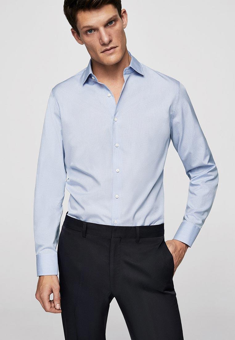 Рубашка с длинным рукавом Mango Man 23000332