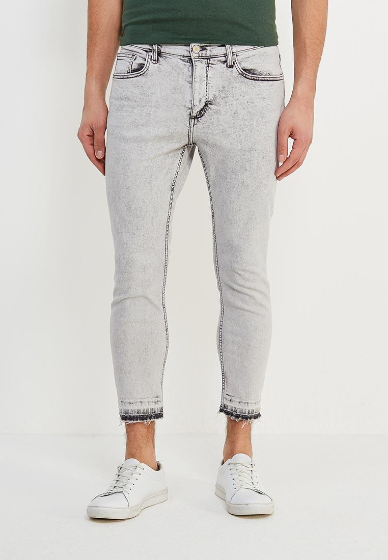 Зауженные джинсы Mango Man 23000370