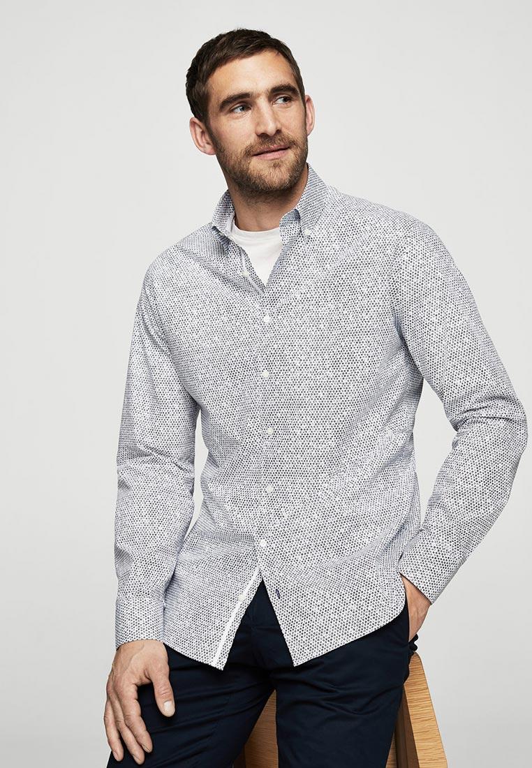 Рубашка с длинным рукавом Mango Man 23020560
