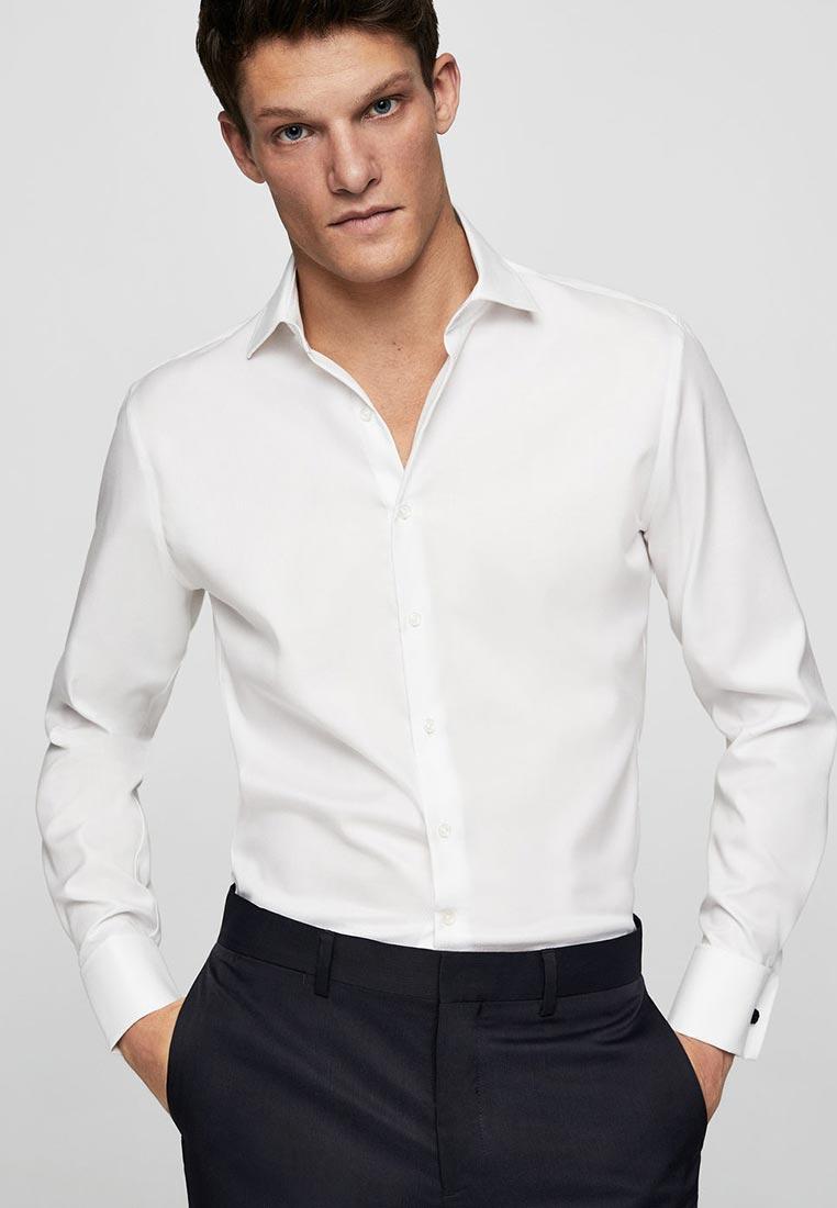 Рубашка с длинным рукавом Mango Man 23010328