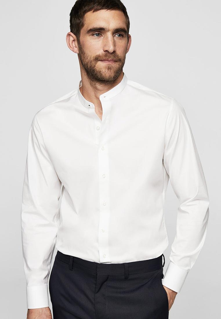 Рубашка с длинным рукавом Mango Man 23010537