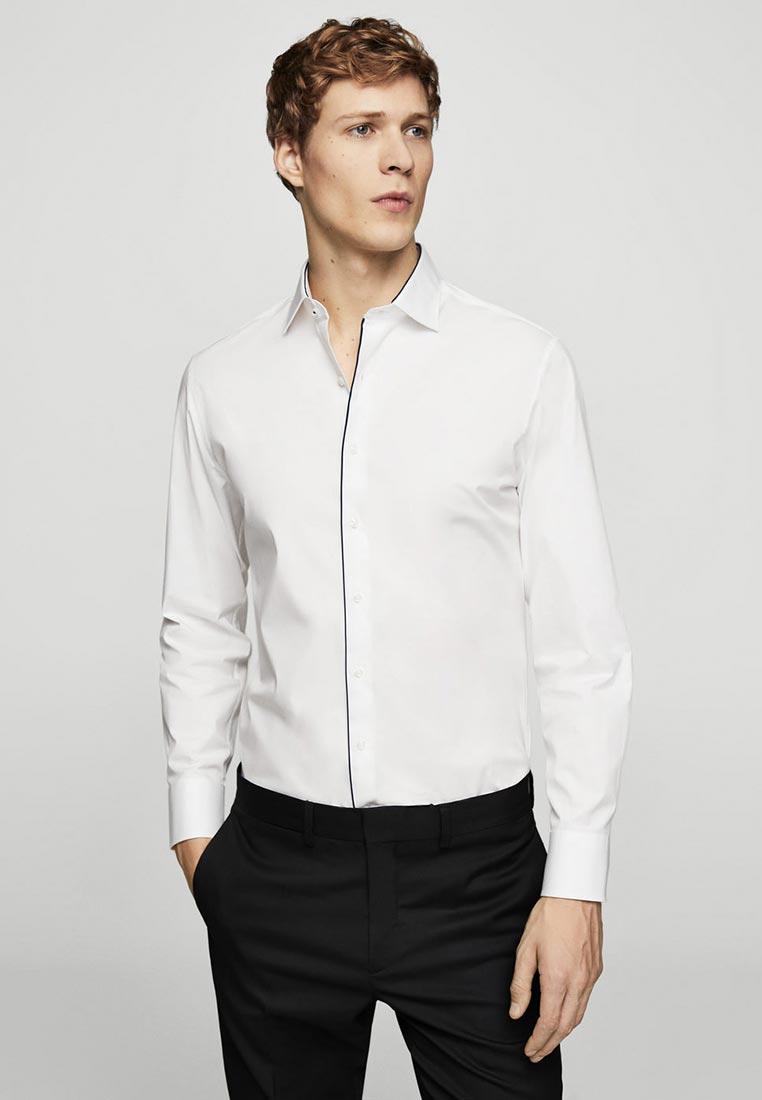 Рубашка с длинным рукавом Mango Man 23020539