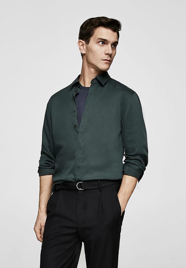 Рубашка с длинным рукавом Mango Man 23080487
