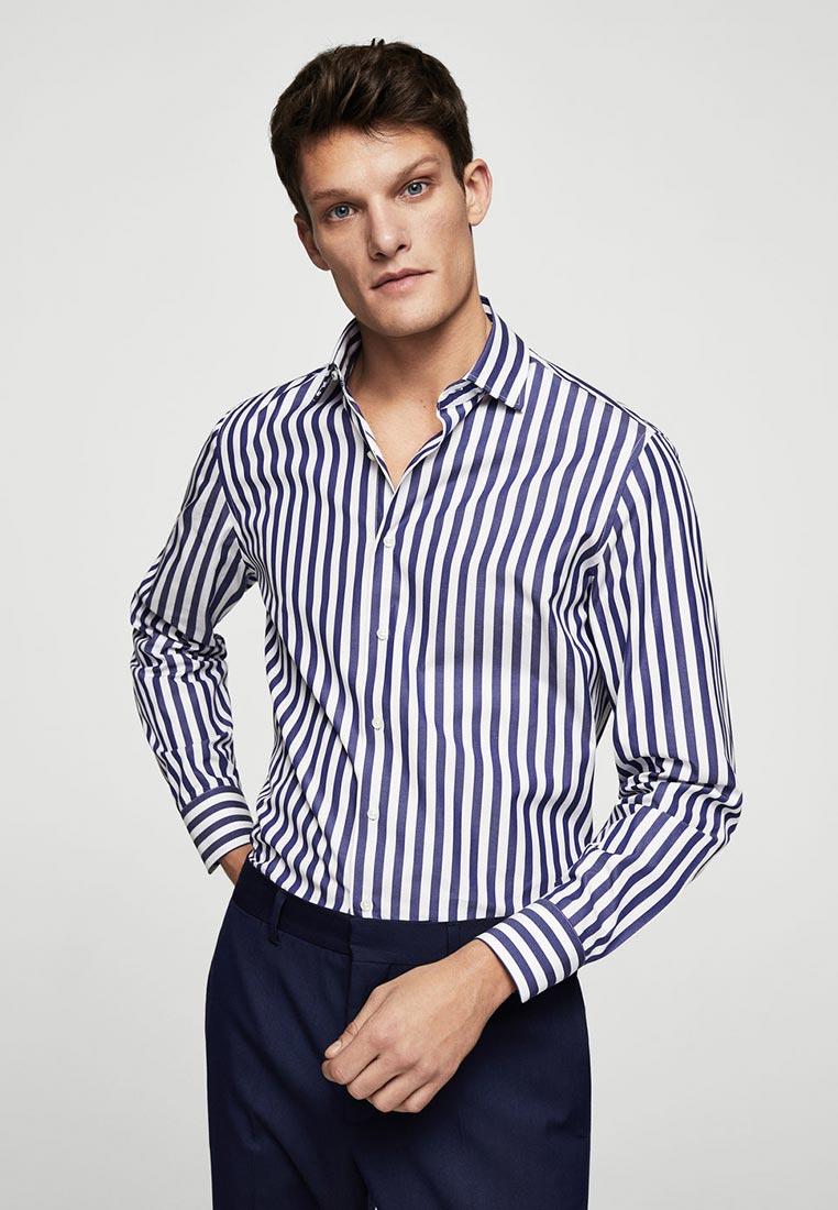 Рубашка с длинным рукавом Mango Man 23040534
