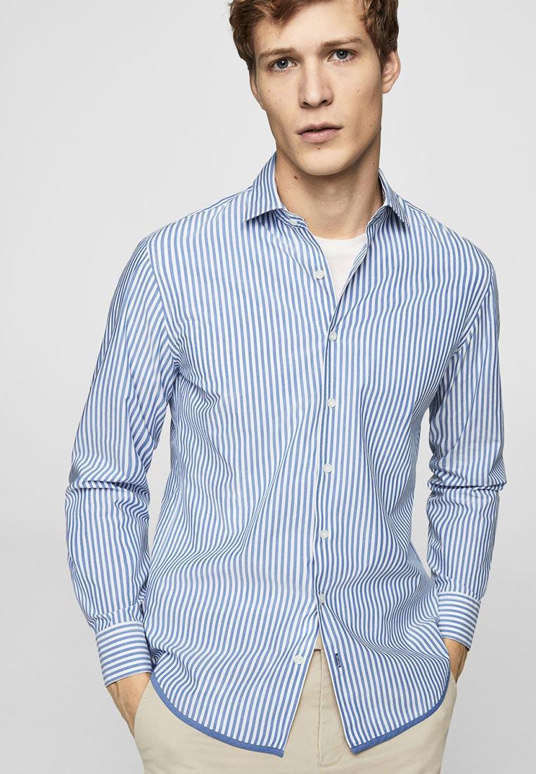 Рубашка с длинным рукавом Mango Man 23020555