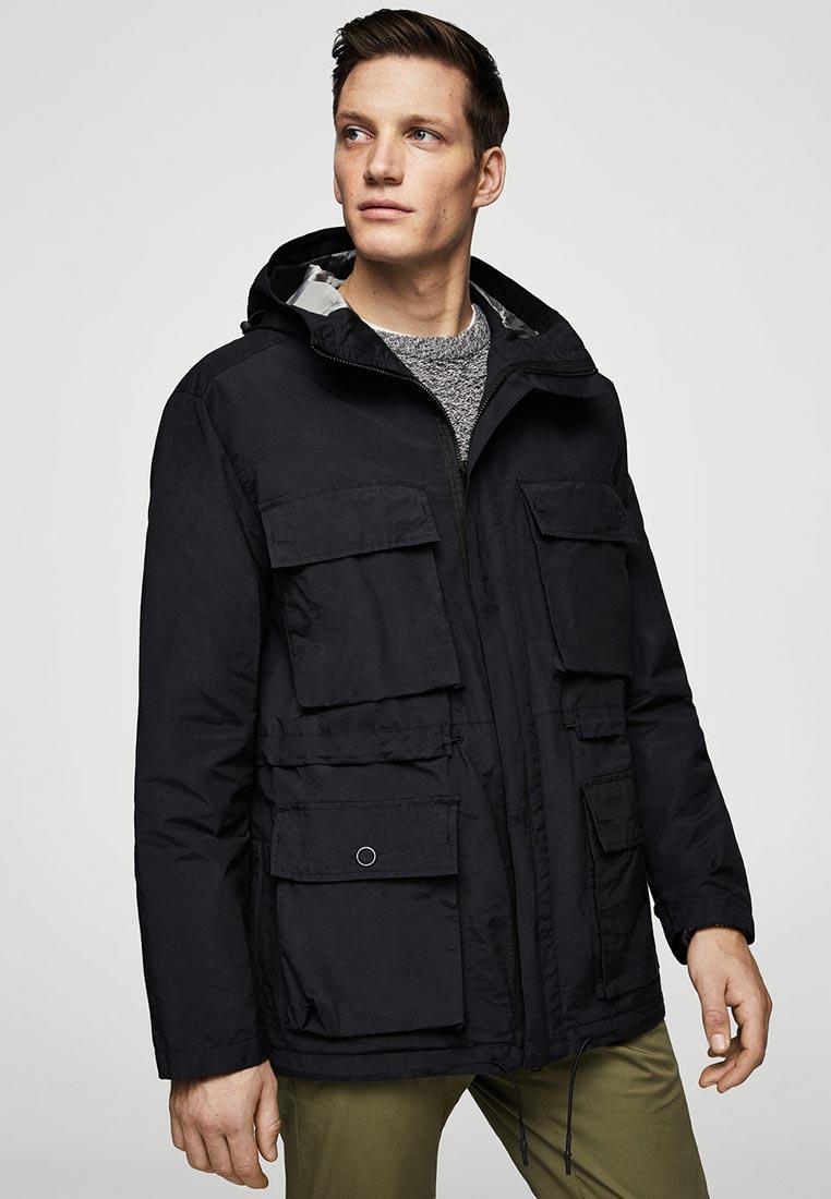 Утепленная куртка Mango Man 23053010