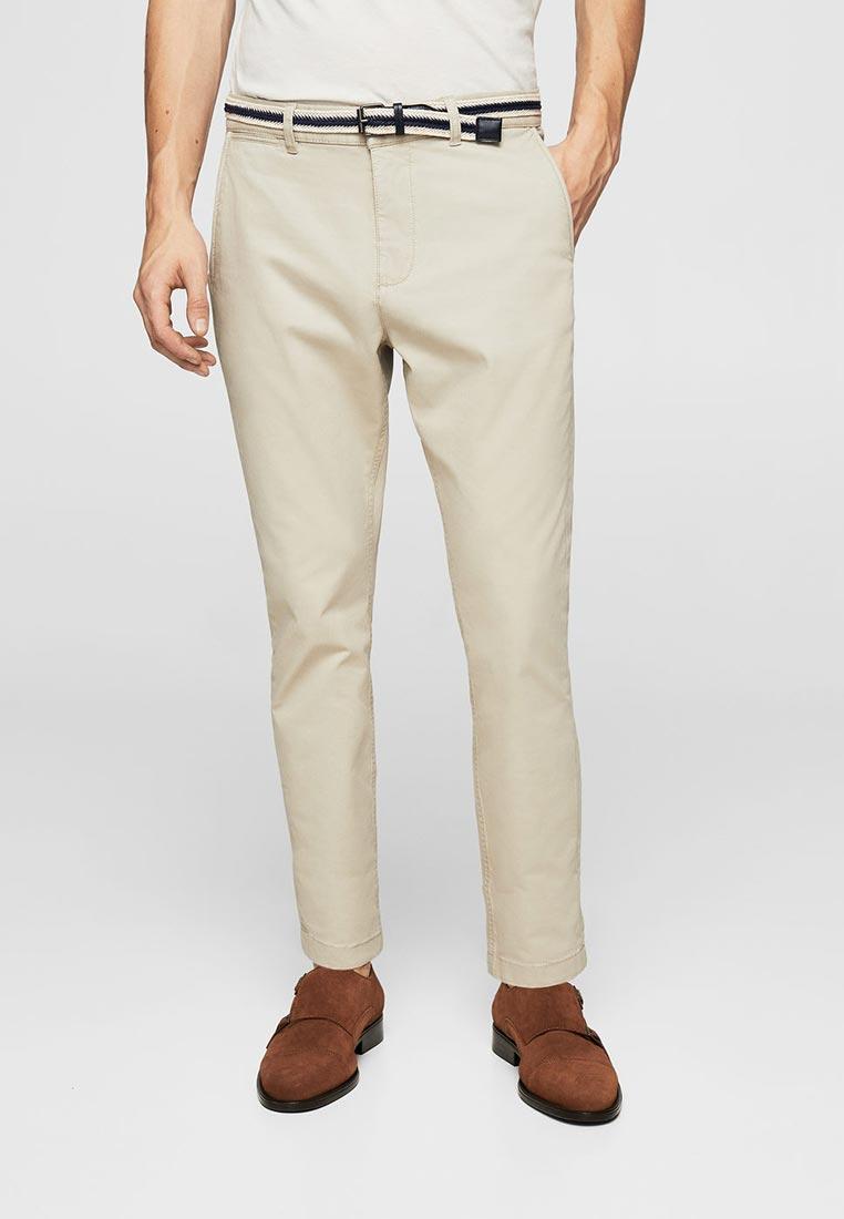 Мужские повседневные брюки Mango Man 23900227