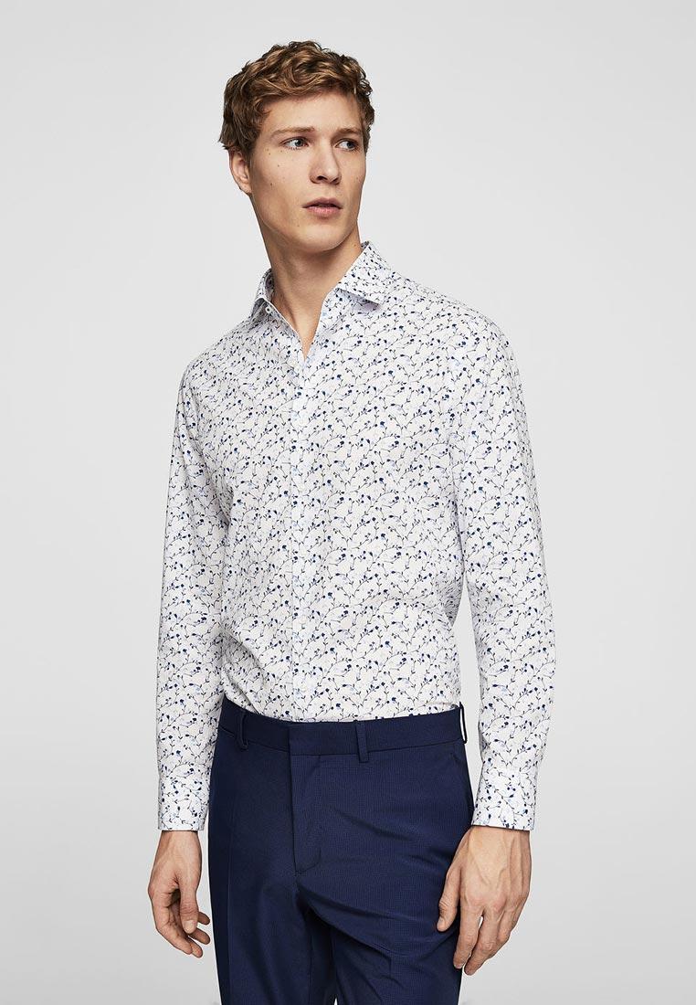 Рубашка с длинным рукавом Mango Man 23075623