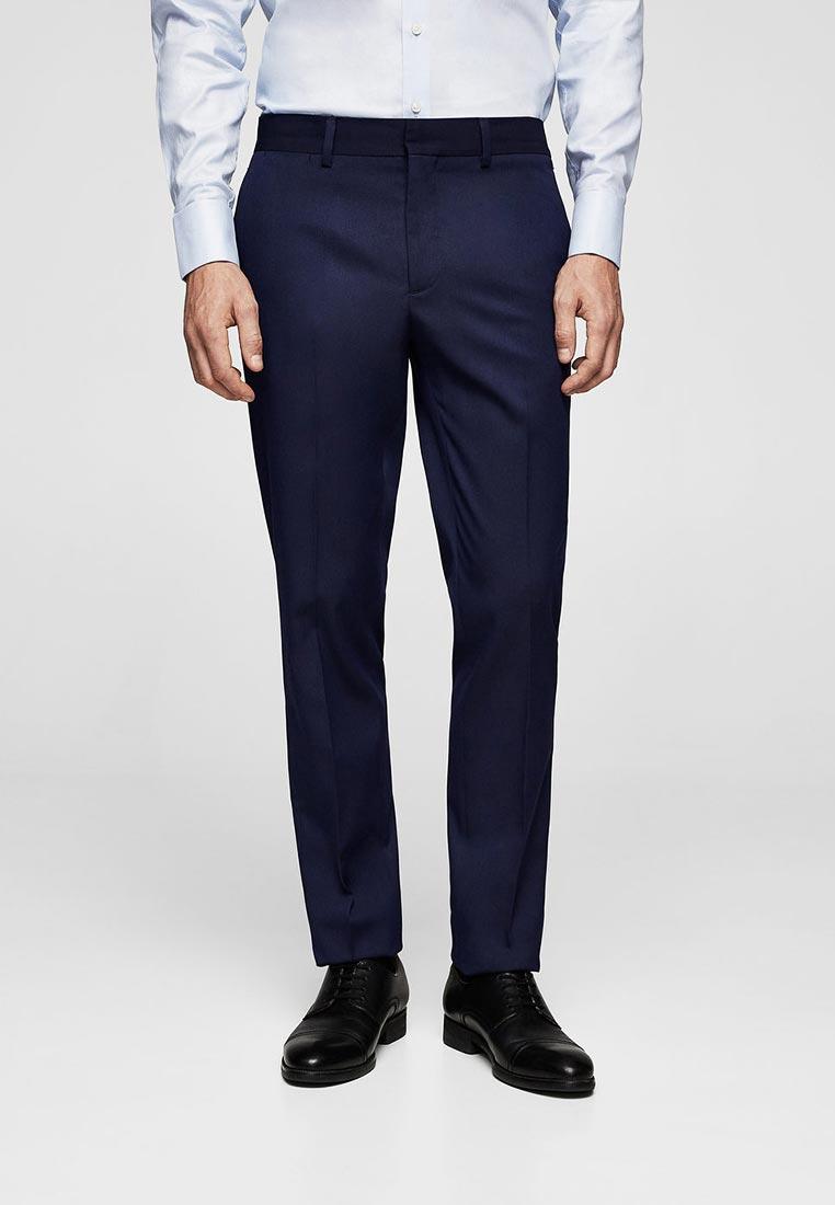 Мужские зауженные брюки Mango Man 23020331