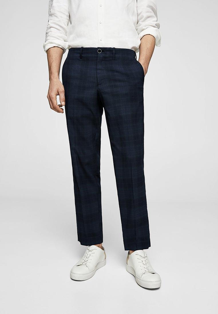 Мужские прямые брюки Mango Man 23050488