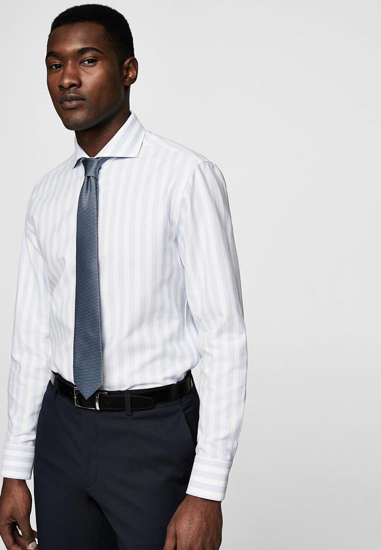 Рубашка с длинным рукавом Mango Man 23090611