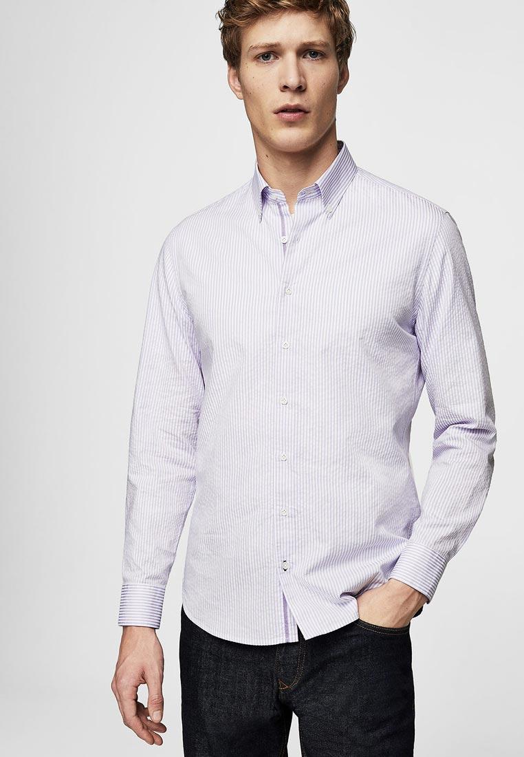 Рубашка с длинным рукавом Mango Man 23020558