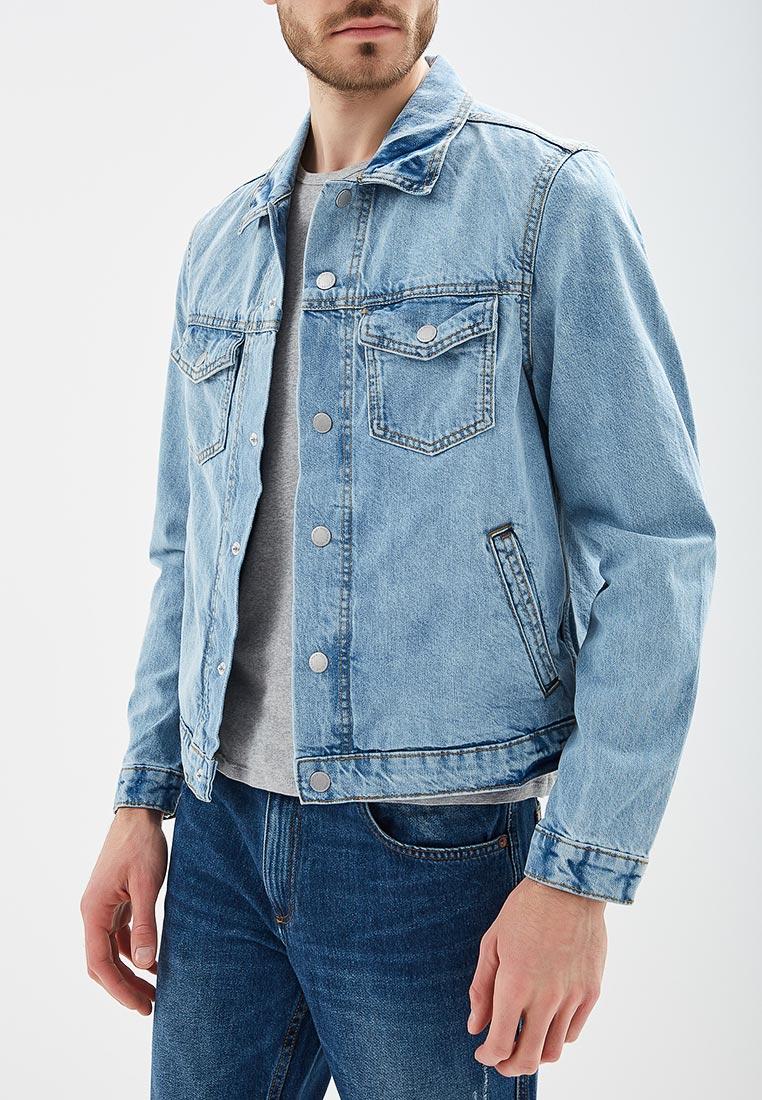 Джинсовая куртка Mango Man 23063621
