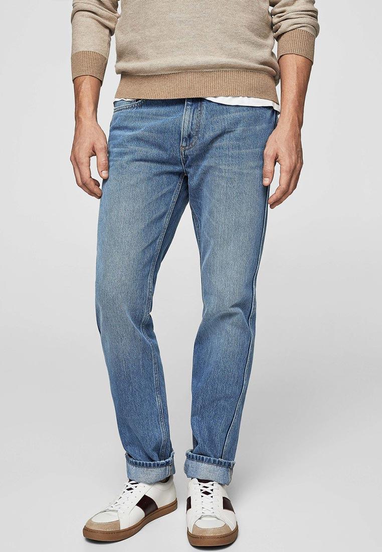 Зауженные джинсы Mango Man 23080445