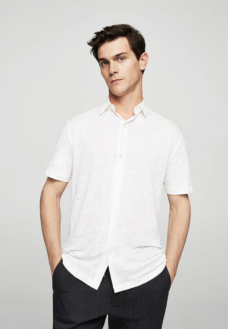 Рубашка с коротким рукавом Mango Man 23097659