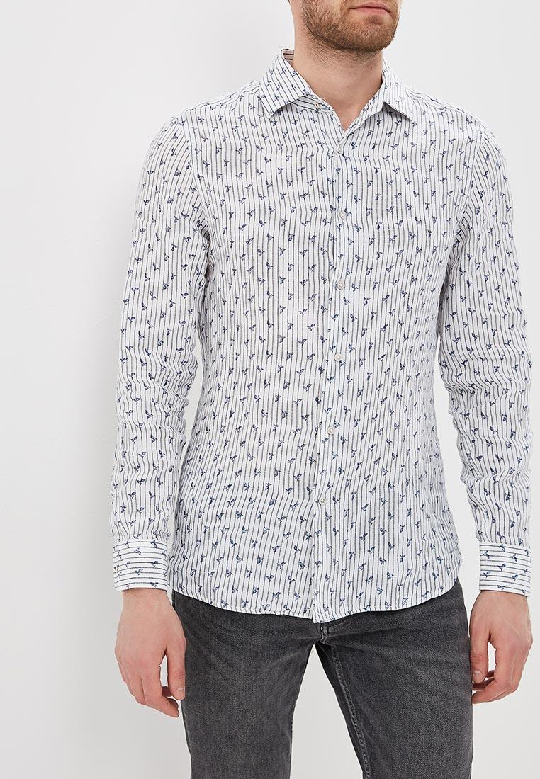 Рубашка с длинным рукавом Mango Man 23045656