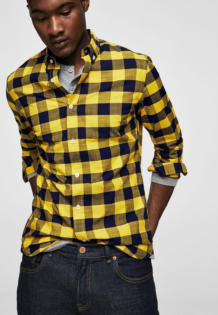 Рубашка с длинным рукавом Mango Man 23043662