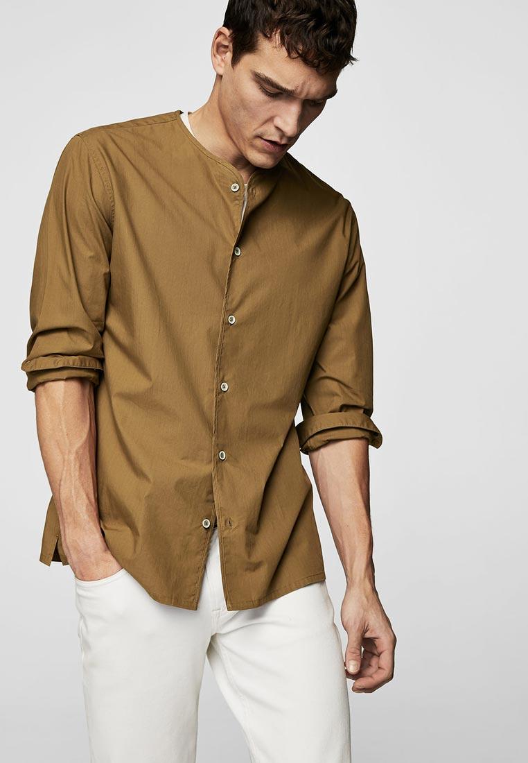Рубашка с длинным рукавом Mango Man 23027638