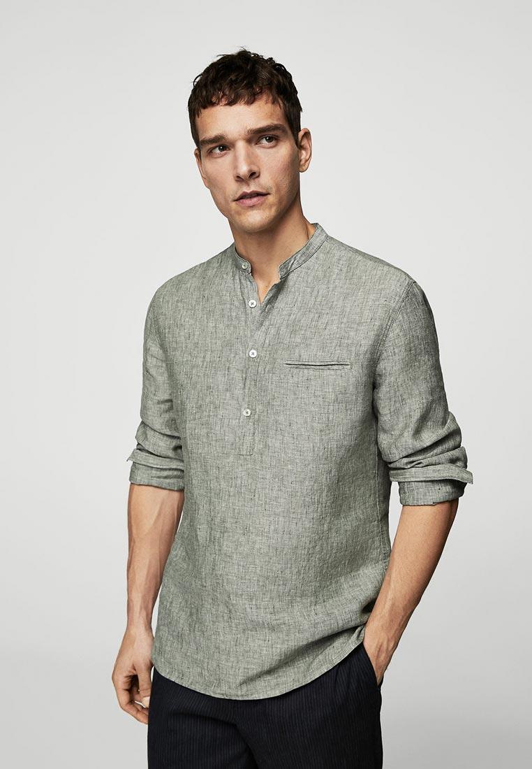 Рубашка с длинным рукавом Mango Man 23077678