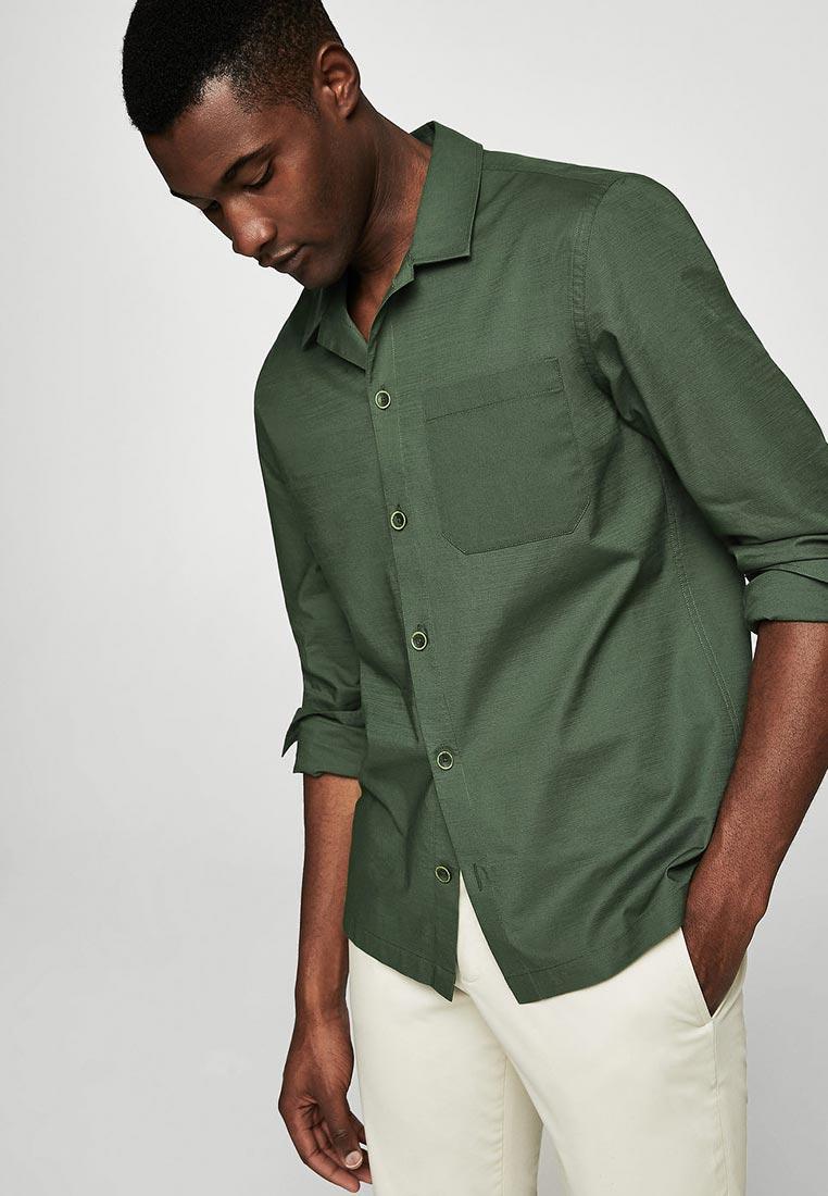 Рубашка с длинным рукавом Mango Man 23045652