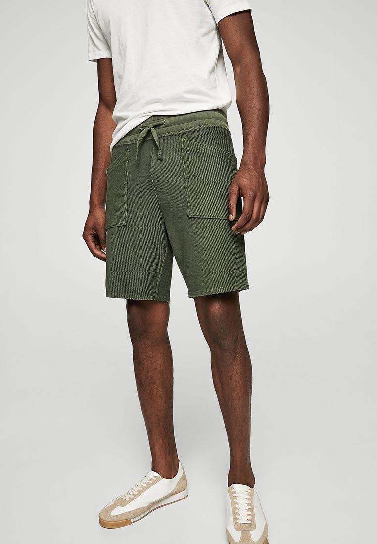 Мужские повседневные шорты Mango Man 23035663