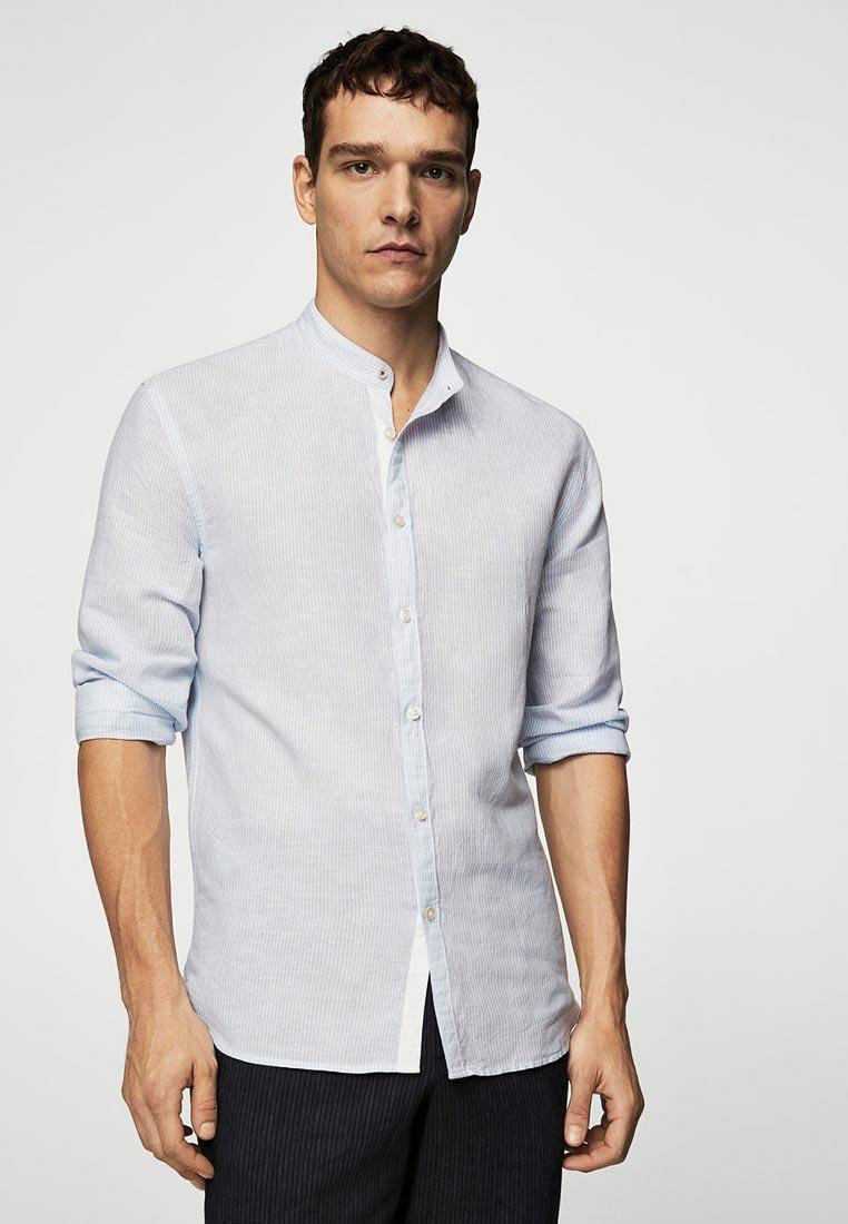 Рубашка с длинным рукавом Mango Man 23057682