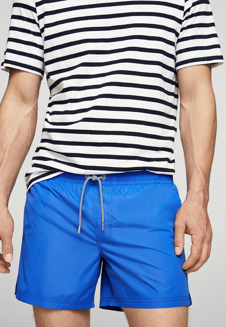 Мужские шорты для плавания Mango Man 23057018
