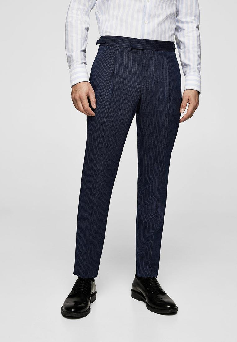 Мужские классические брюки Mango Man 23035642