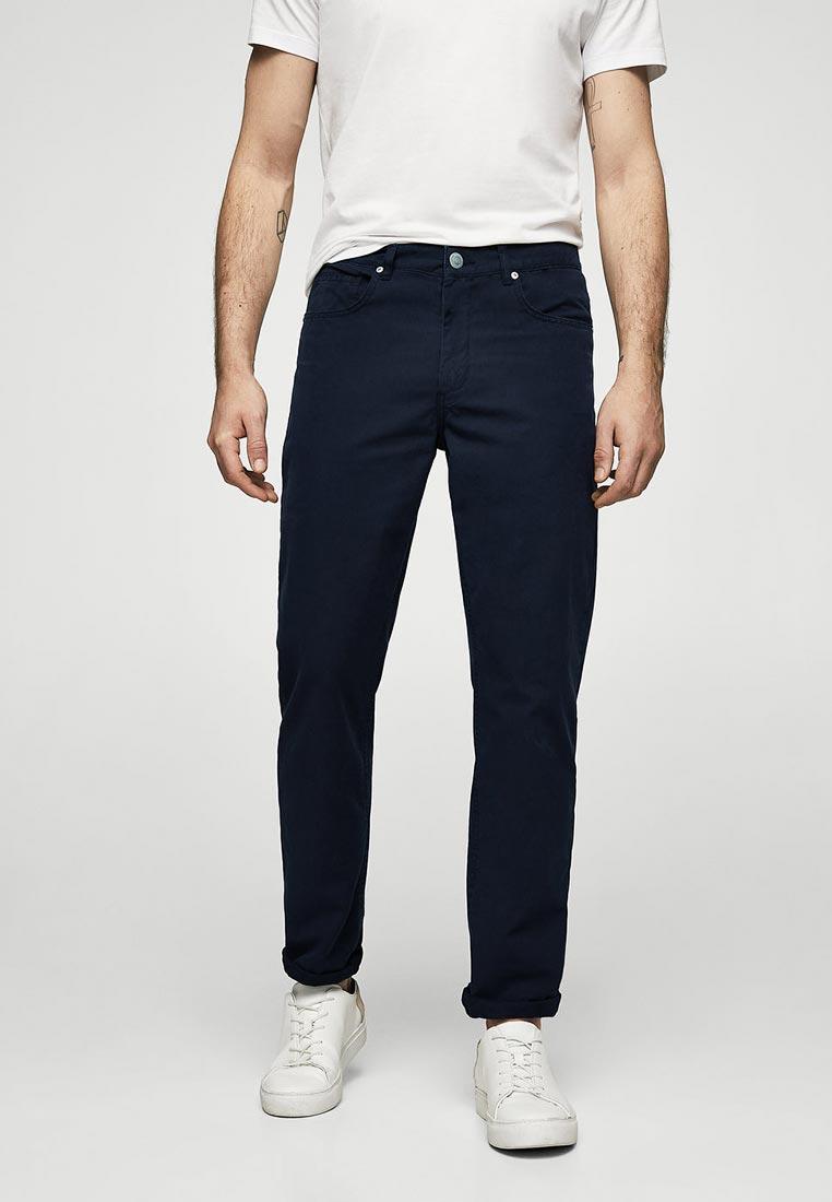 Мужские повседневные брюки Mango Man 23073658