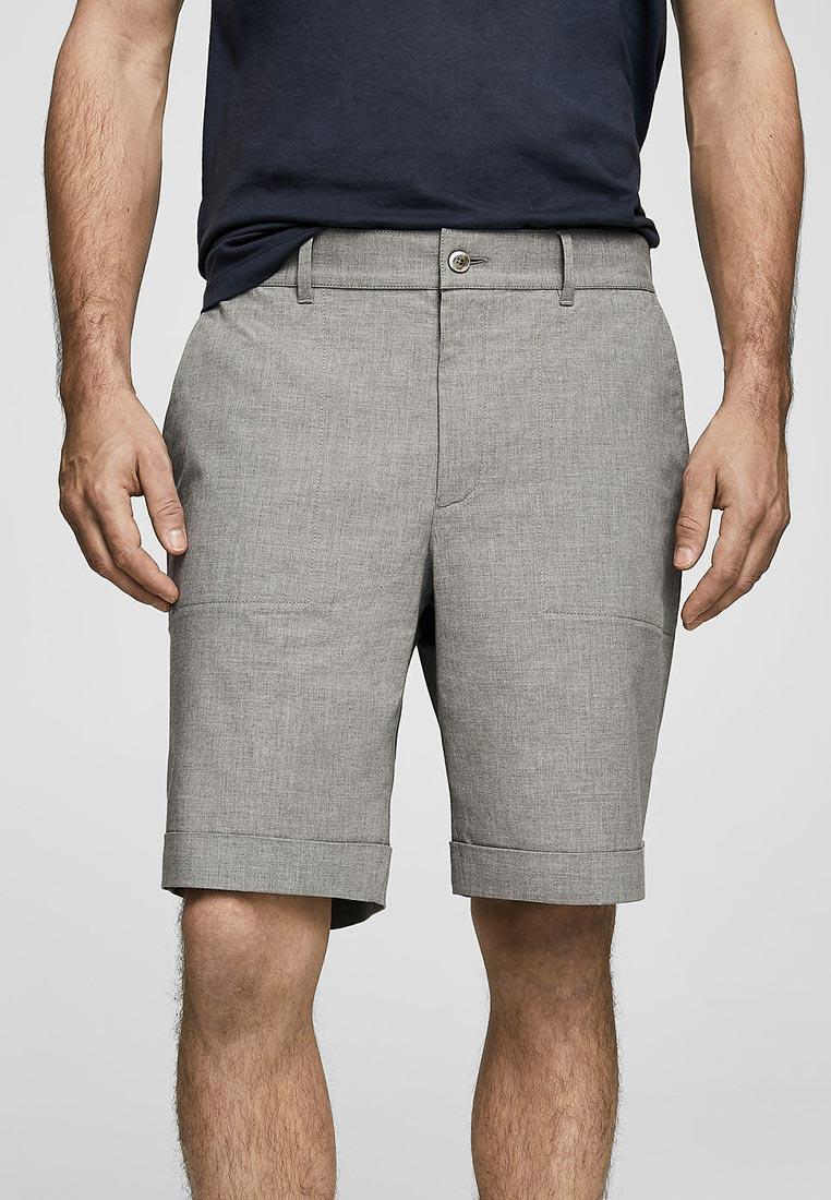 Мужские повседневные шорты Mango Man 21067631