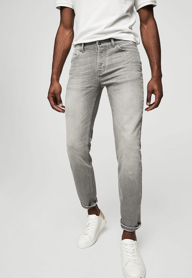 Зауженные джинсы Mango Man 23095730