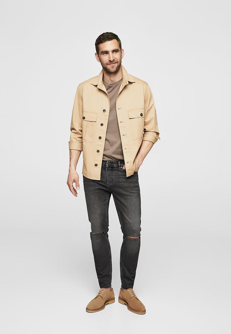 Зауженные джинсы Mango Man 23025675