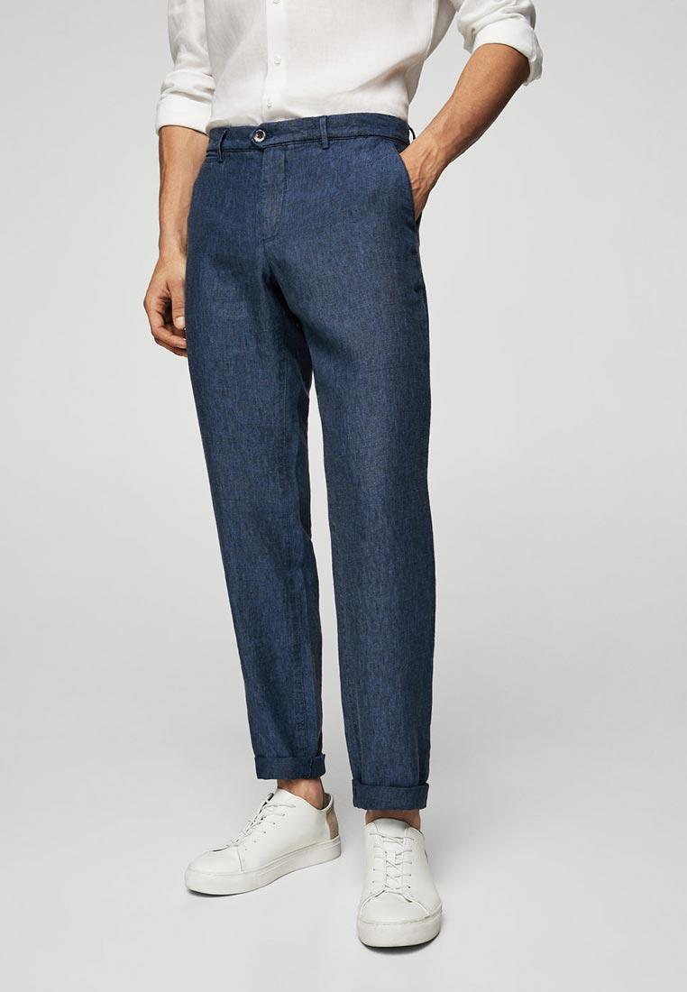 Мужские повседневные брюки Mango Man 23047652