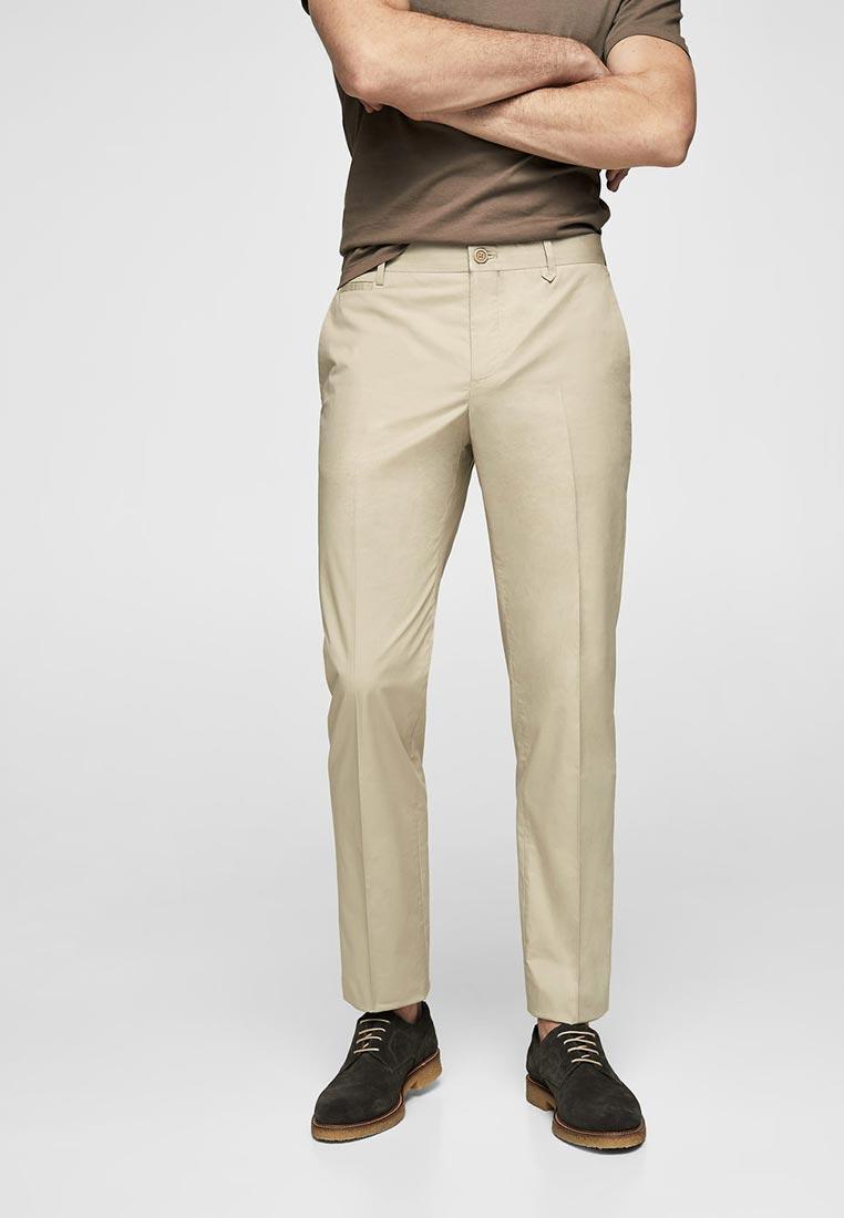 Мужские повседневные брюки Mango Man 23015649