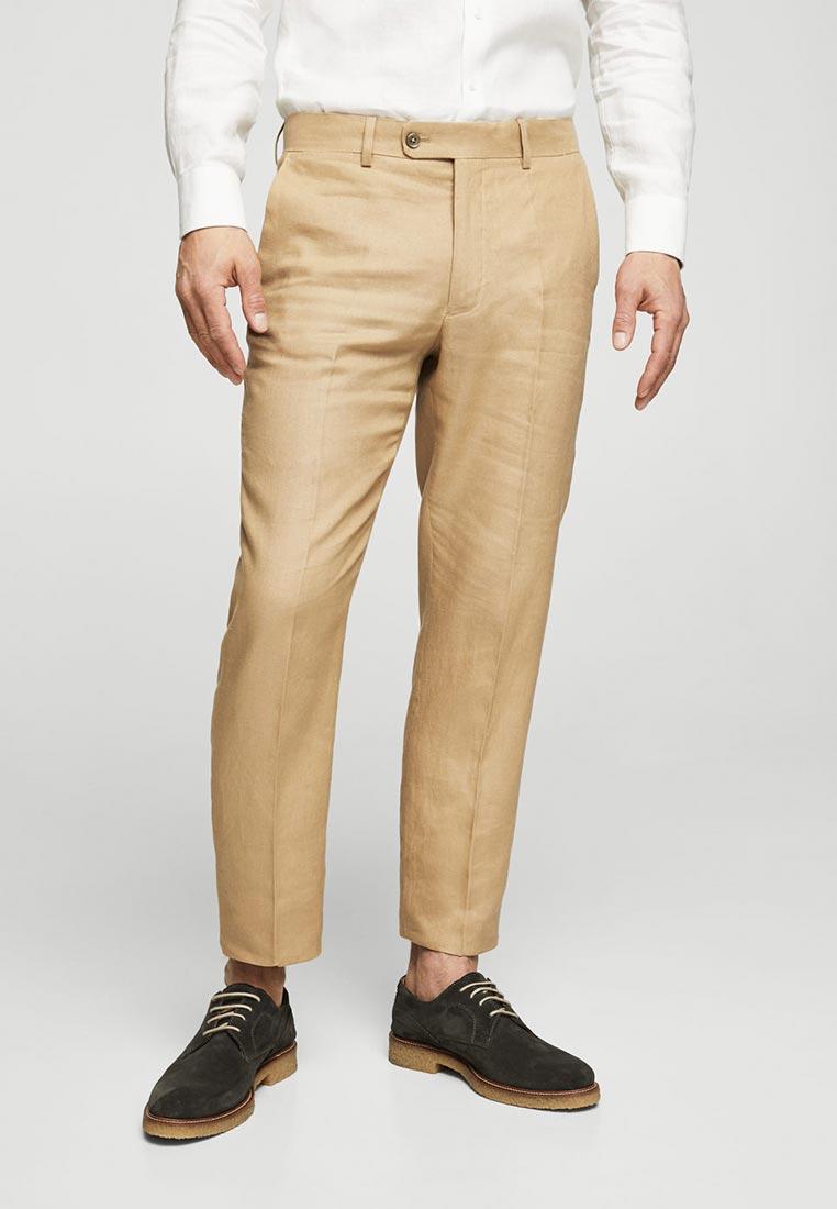 Мужские повседневные брюки Mango Man 23047664