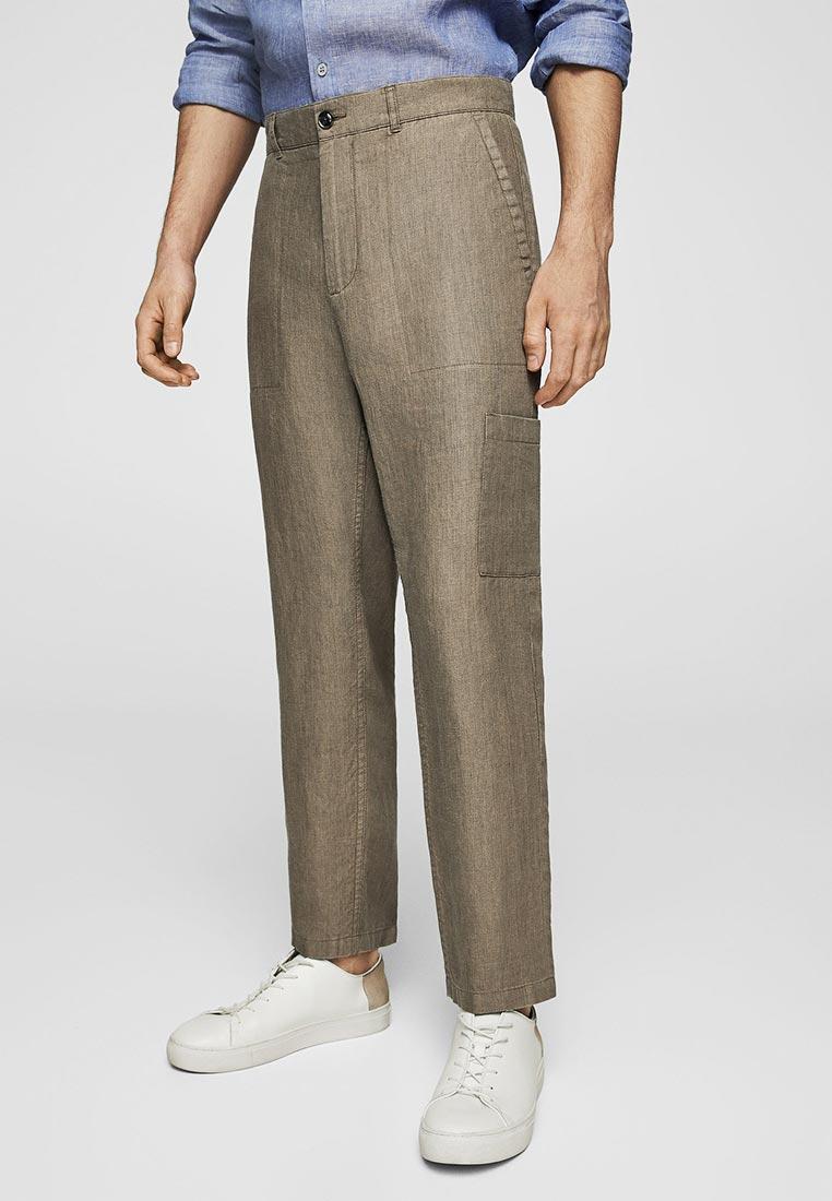 Мужские повседневные брюки Mango Man 23095684