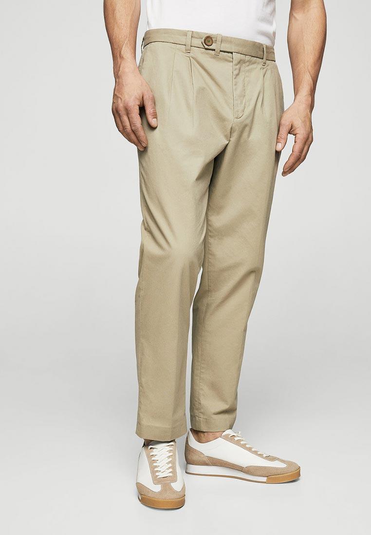 Мужские повседневные брюки Mango Man 23093594