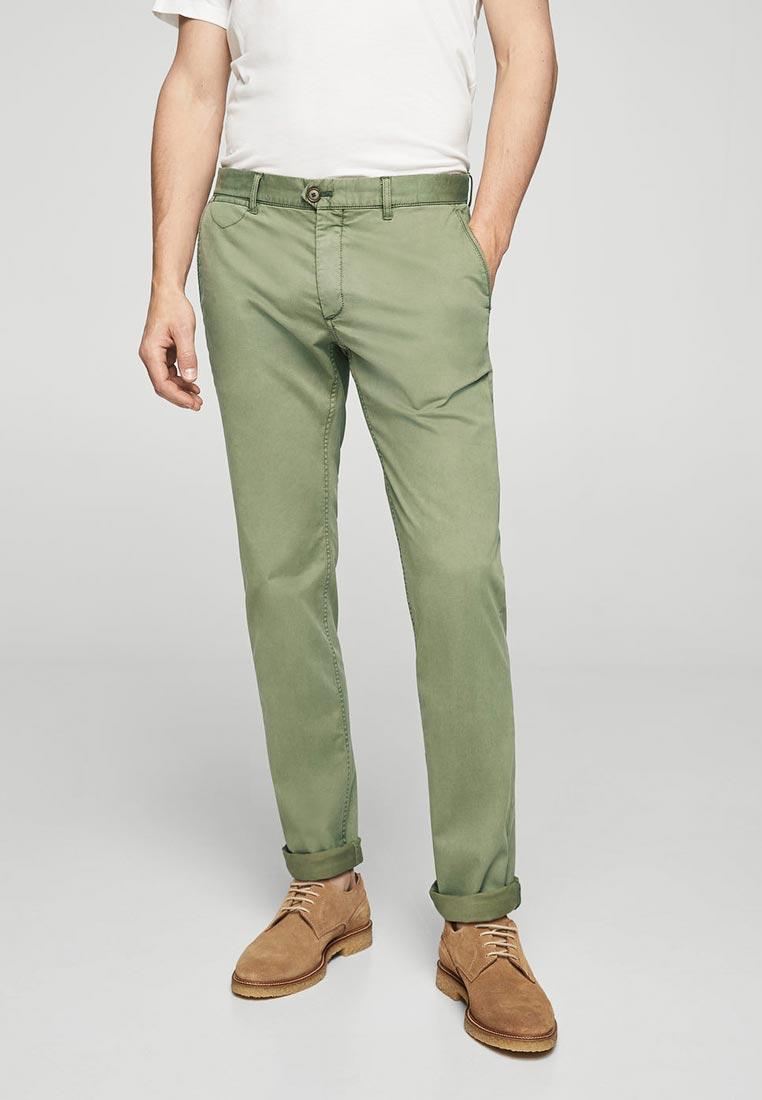 Мужские повседневные брюки Mango Man 23045638
