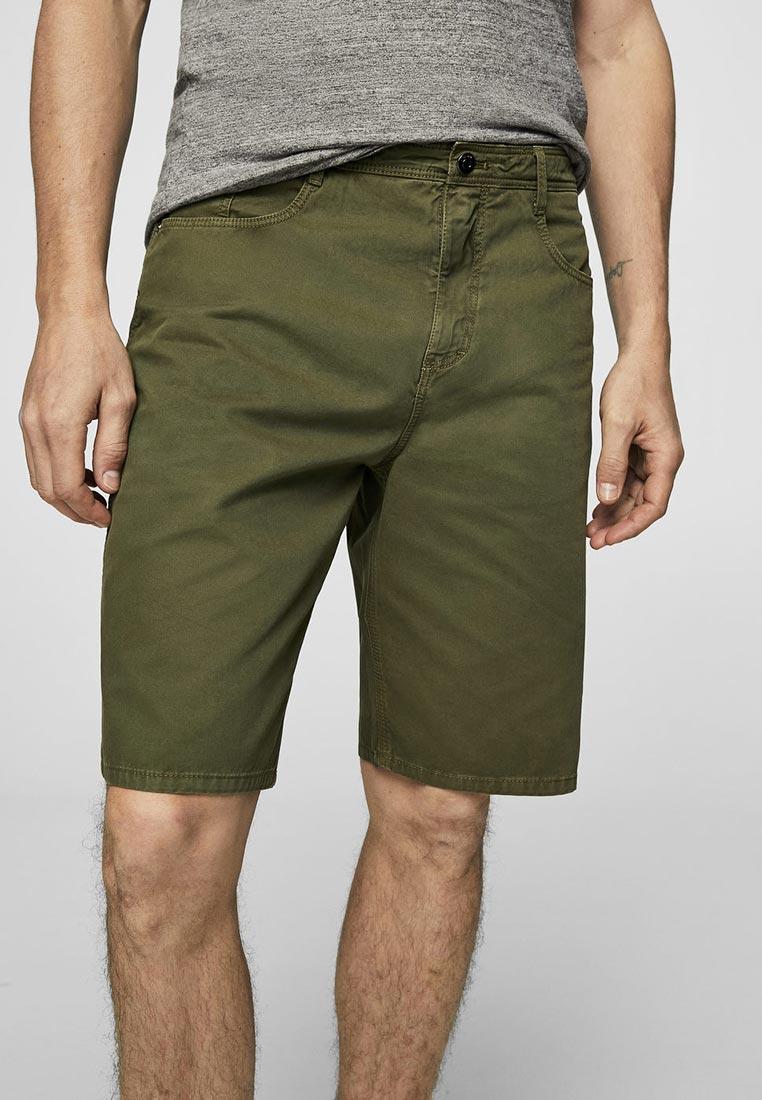 Мужские повседневные шорты Mango Man 23017022