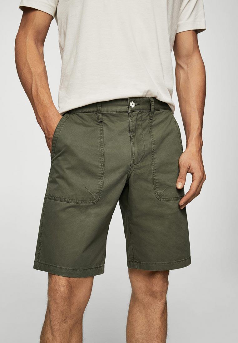 Мужские повседневные шорты Mango Man 23055638