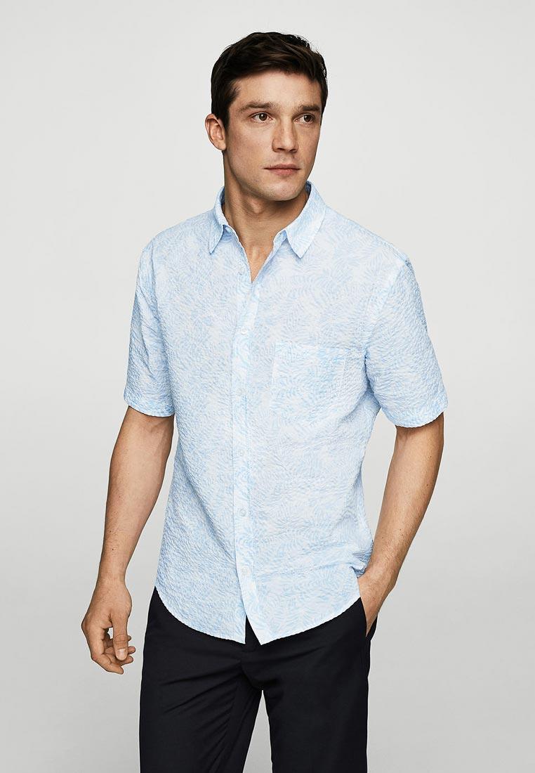 Рубашка с длинным рукавом Mango Man 23078817