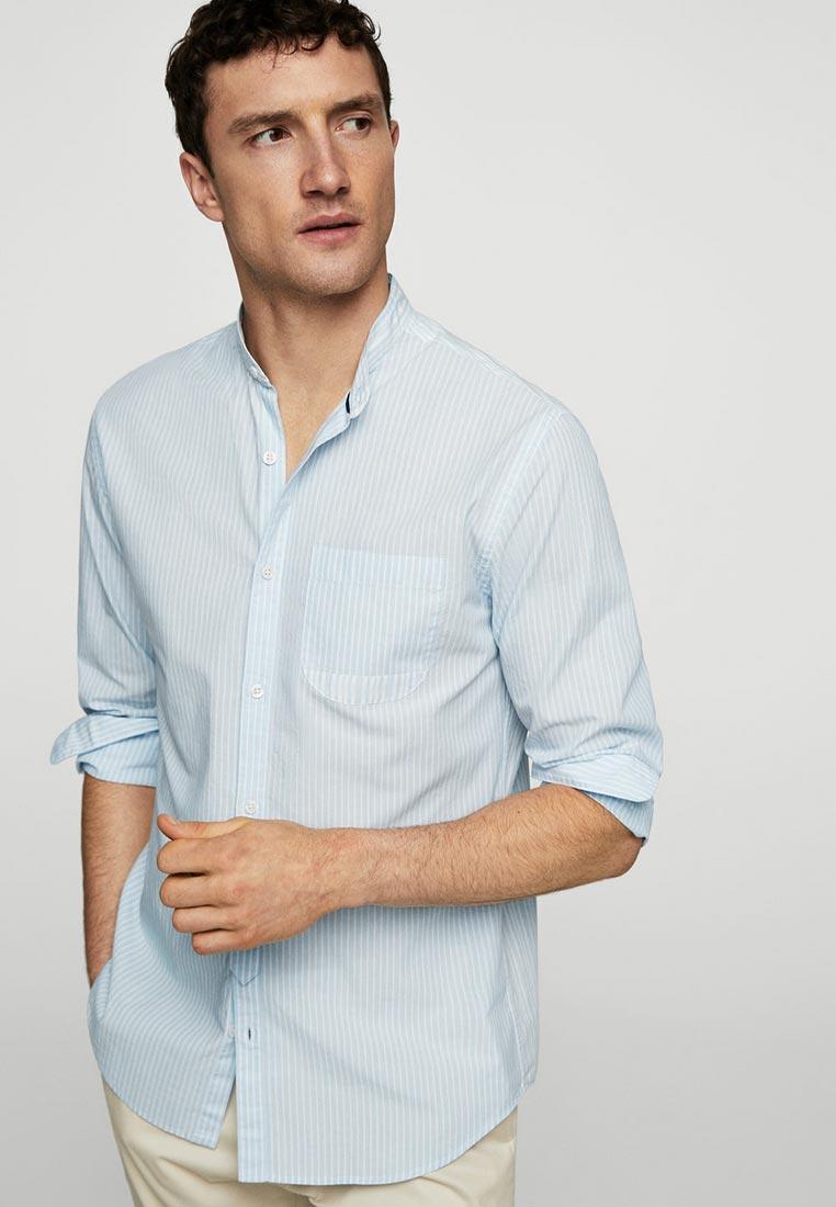 Рубашка с длинным рукавом Mango Man 23098821