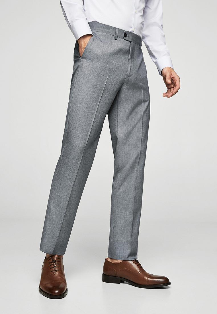 Мужские прямые брюки Mango Man 23025647