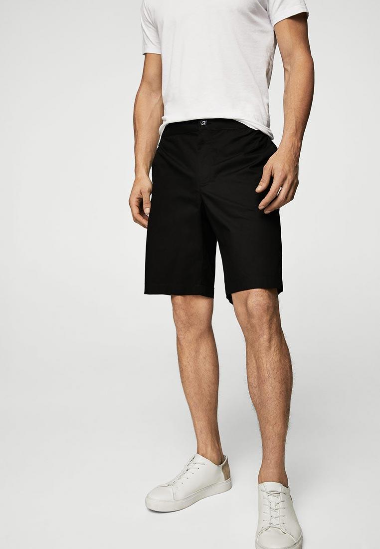 Мужские повседневные шорты Mango Man 23057629
