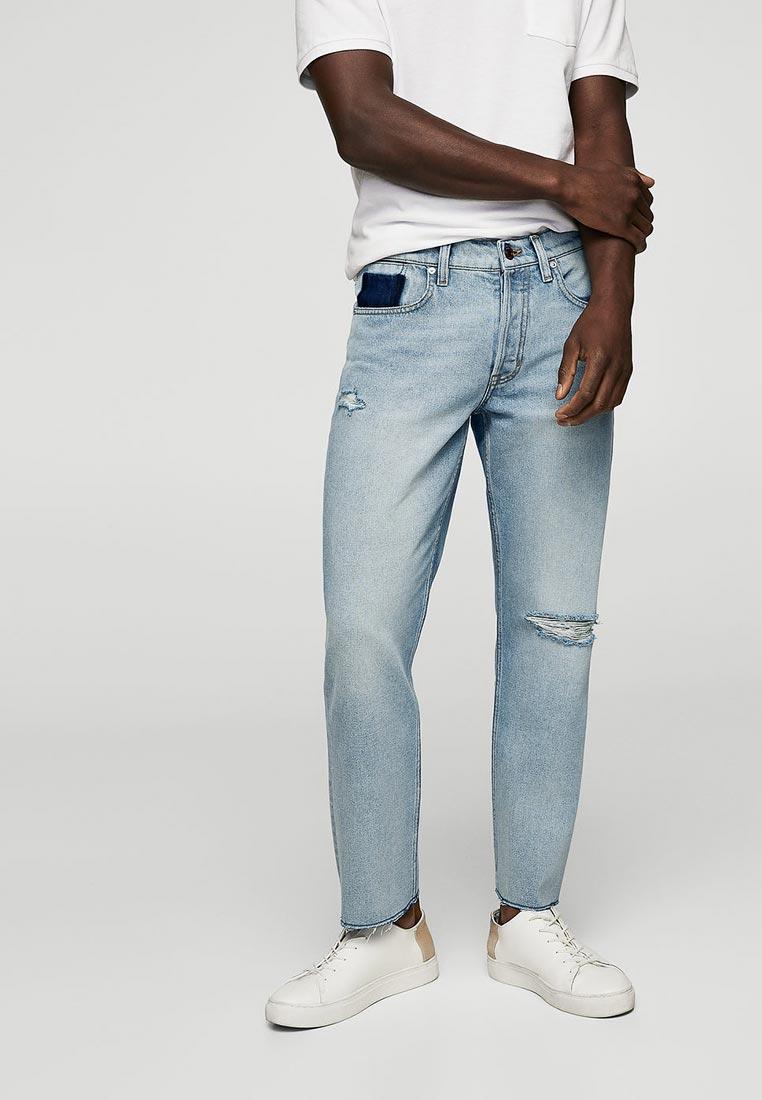 Зауженные джинсы Mango Man 23067694