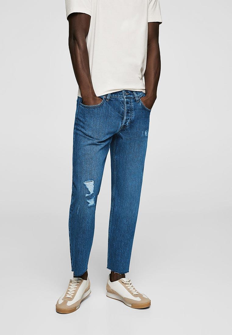 Зауженные джинсы Mango Man 23027695